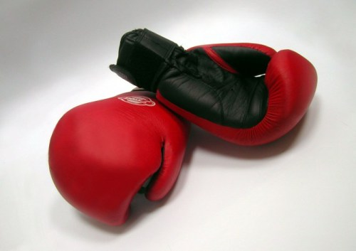 Rulings for One who Works as Boxer