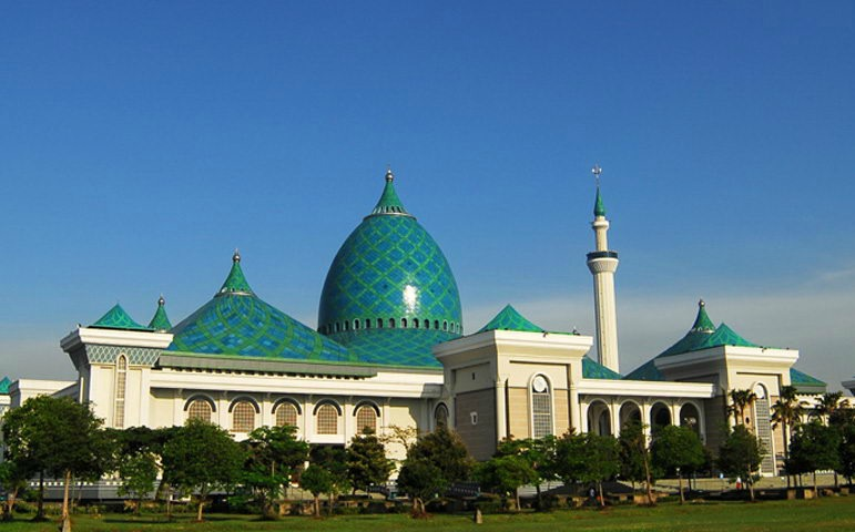 mosque indonesia