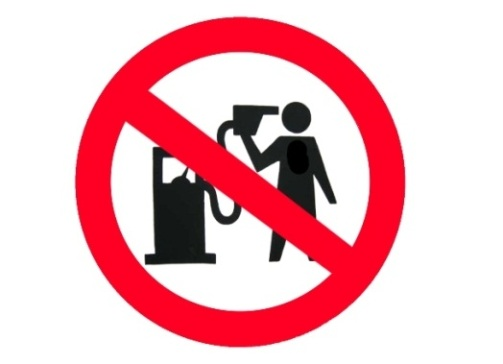 Rulings for A Gas Station that Serves a Car Loaded with Intoxicants