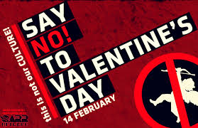 Ruling of Selling Items for Valentine's Day celebration