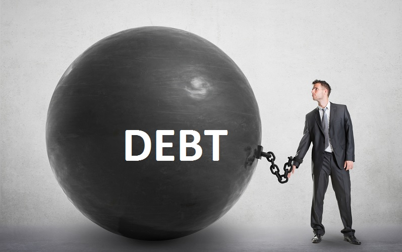The Harm of The Habit of Being in Debt